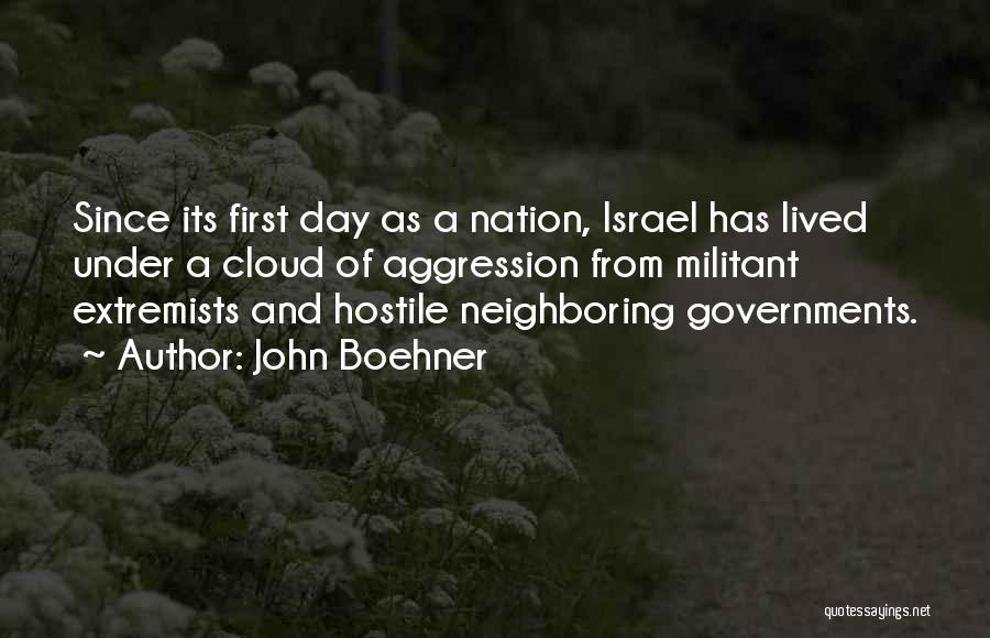 First Day Of Quotes By John Boehner