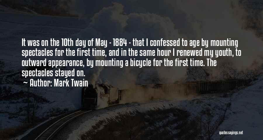 First Day Of Quotes By Mark Twain