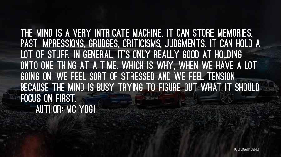 First Impressions Quotes By MC Yogi
