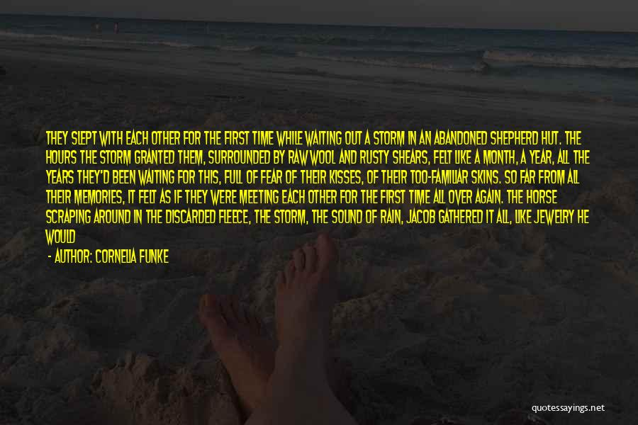 First Kisses Quotes By Cornelia Funke