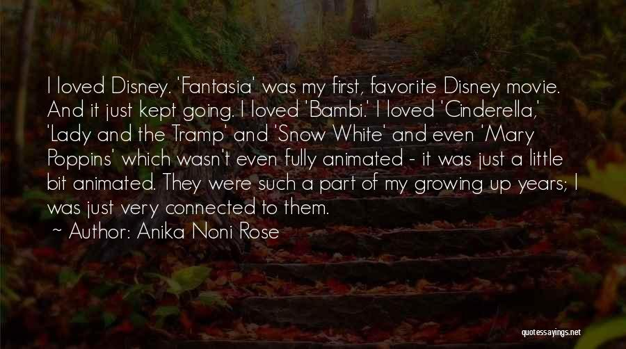 First Snow Quotes By Anika Noni Rose