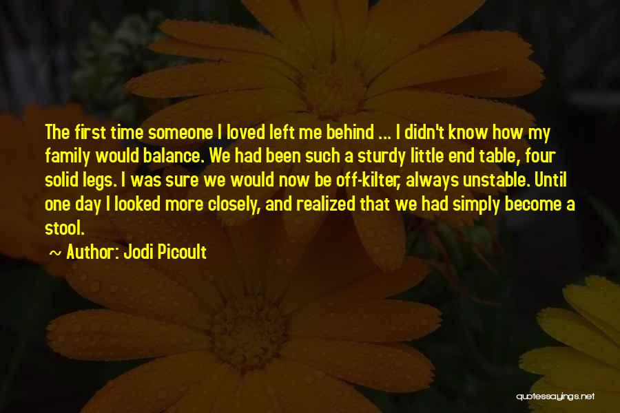 First Time Relationships Quotes By Jodi Picoult