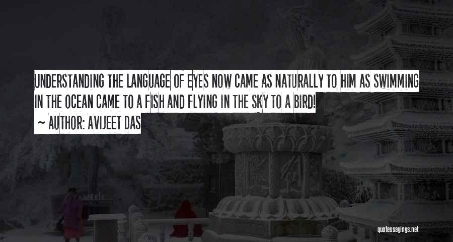 Fish In The Ocean Quotes By Avijeet Das