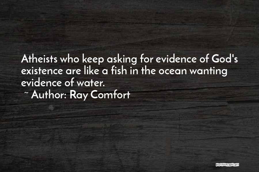 Fish In The Ocean Quotes By Ray Comfort