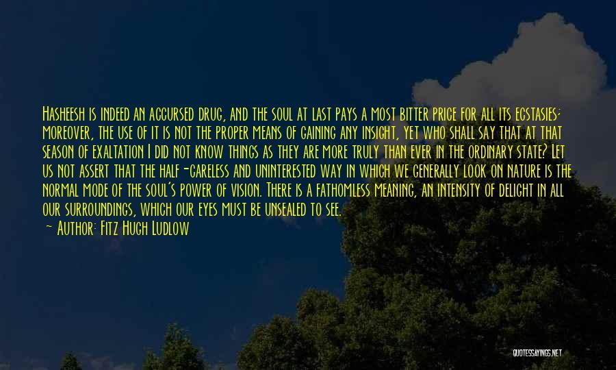 Fitz Hugh Ludlow Quotes 1611315