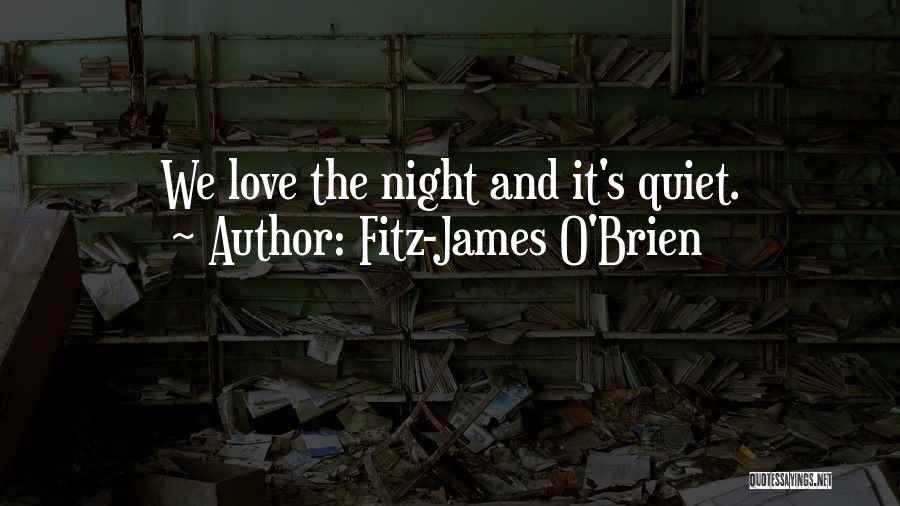 Fitz-James O'Brien Quotes 1600152