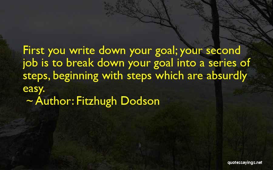 Fitzhugh Dodson Quotes 382951