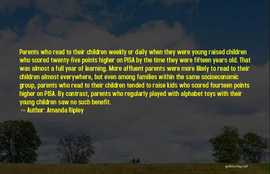 Five Points Quotes By Amanda Ripley