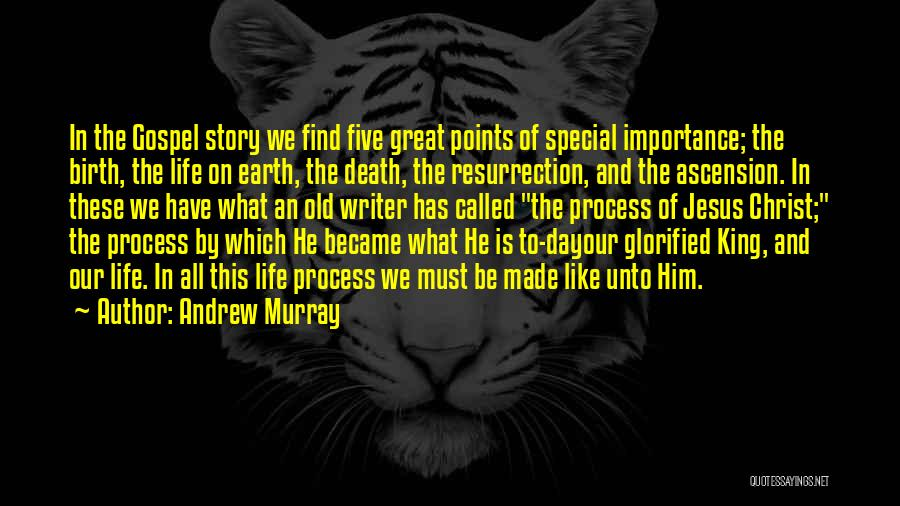 Five Points Quotes By Andrew Murray
