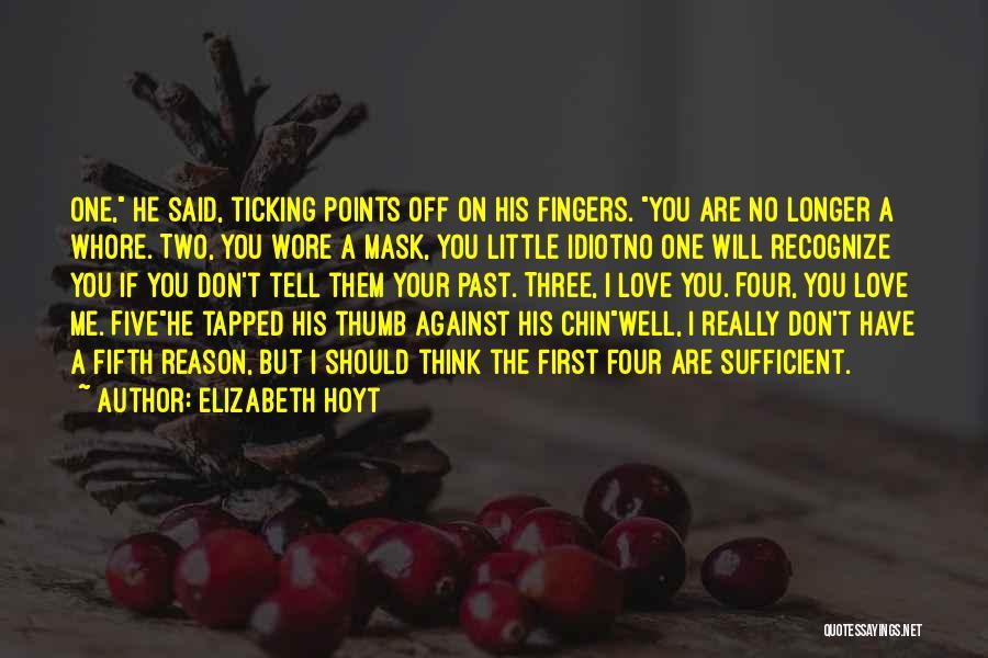 Five Points Quotes By Elizabeth Hoyt