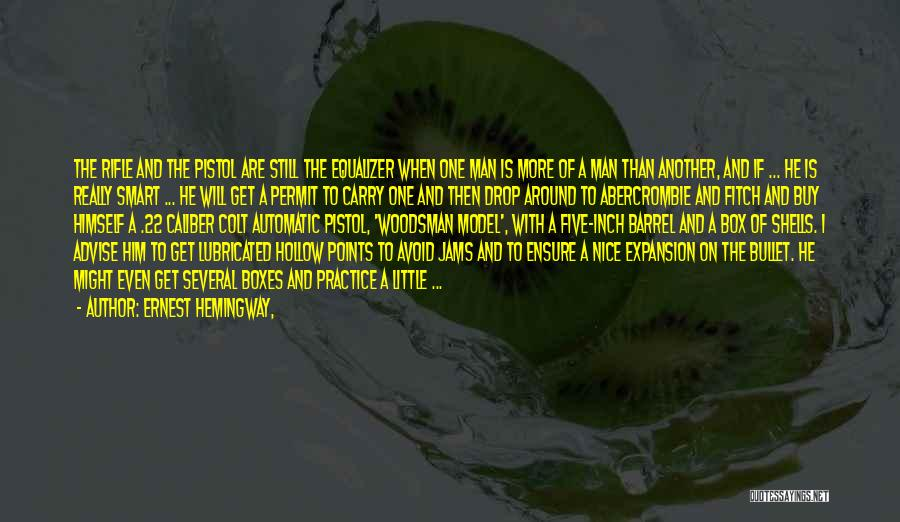 Five Points Quotes By Ernest Hemingway,