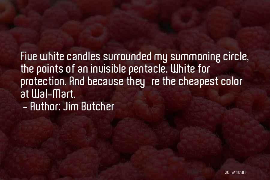 Five Points Quotes By Jim Butcher