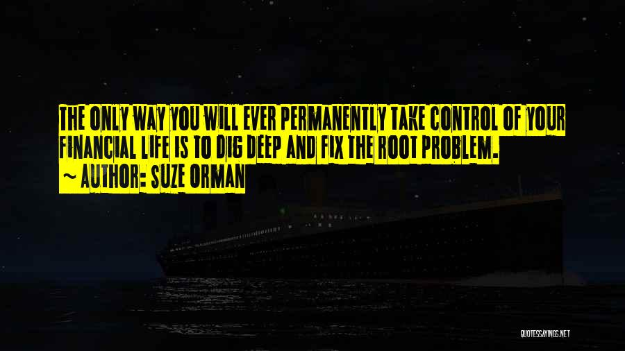 Fix You Quotes By Suze Orman