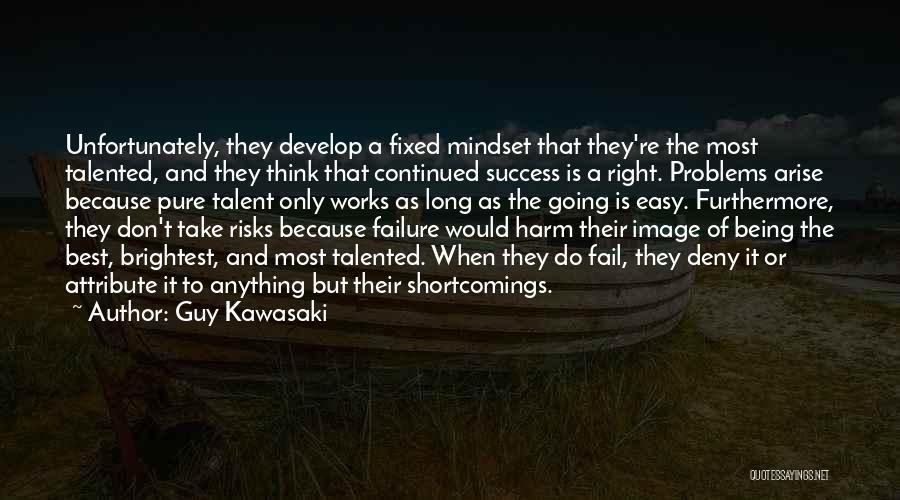 Fixed Mindset Quotes By Guy Kawasaki