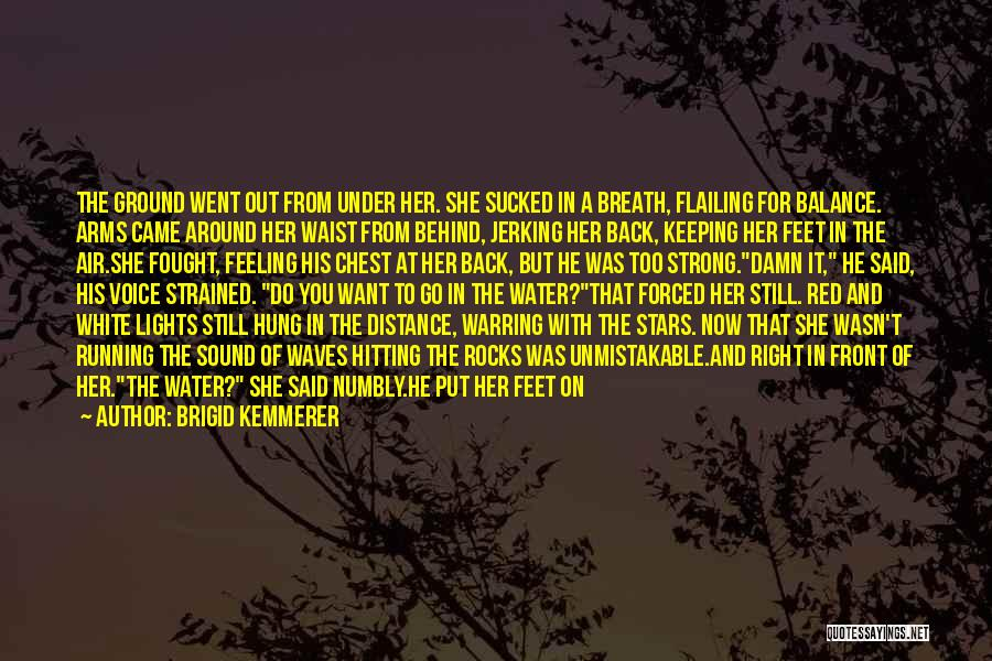 Flailing Quotes By Brigid Kemmerer