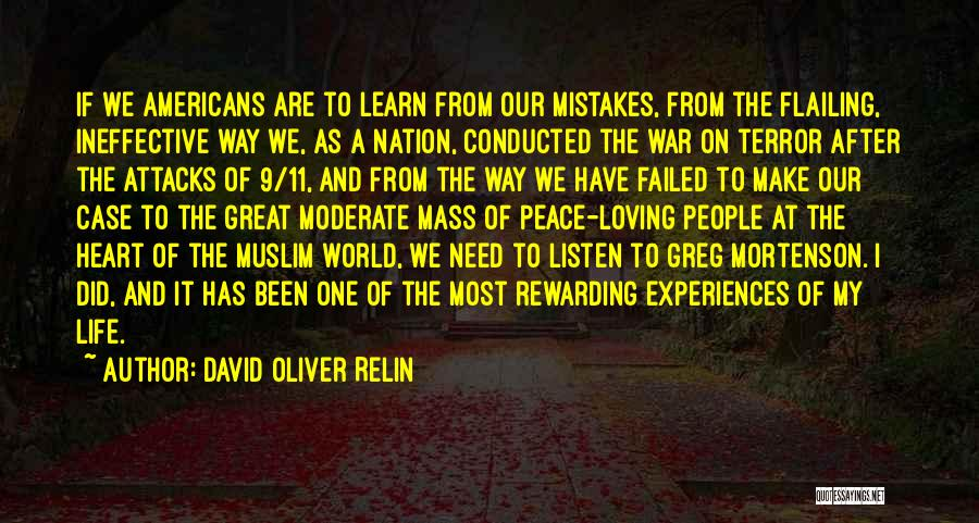 Flailing Quotes By David Oliver Relin