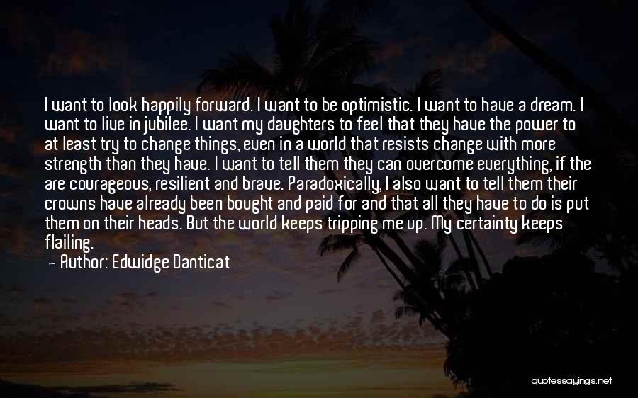 Flailing Quotes By Edwidge Danticat
