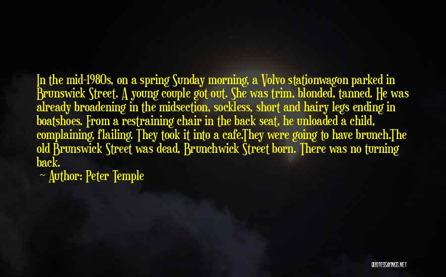 Flailing Quotes By Peter Temple