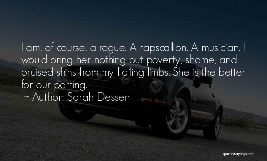 Flailing Quotes By Sarah Dessen