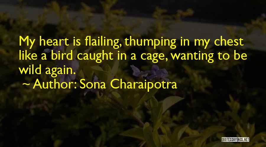 Flailing Quotes By Sona Charaipotra