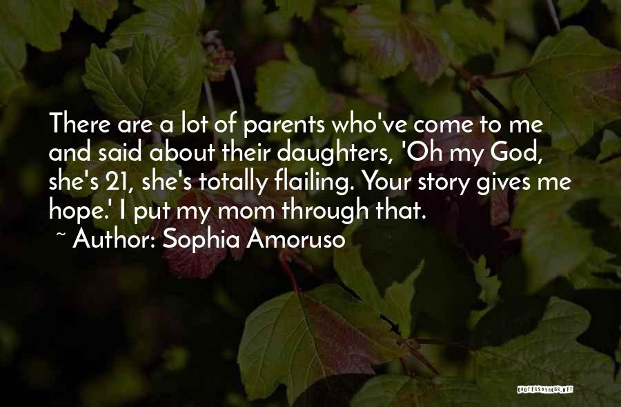 Flailing Quotes By Sophia Amoruso