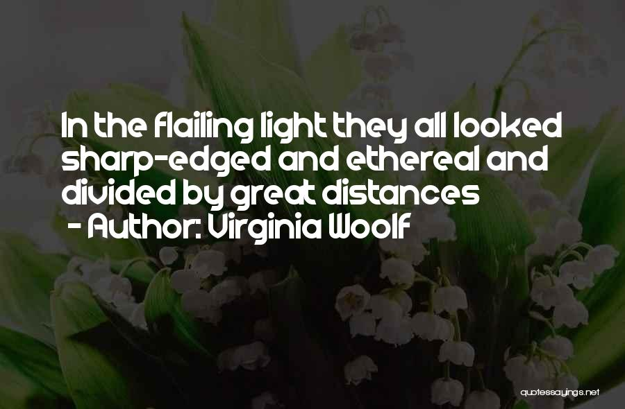 Flailing Quotes By Virginia Woolf