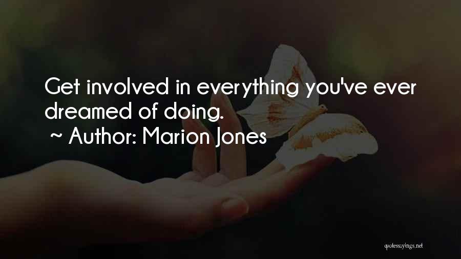Fleet Street Quotes By Marion Jones