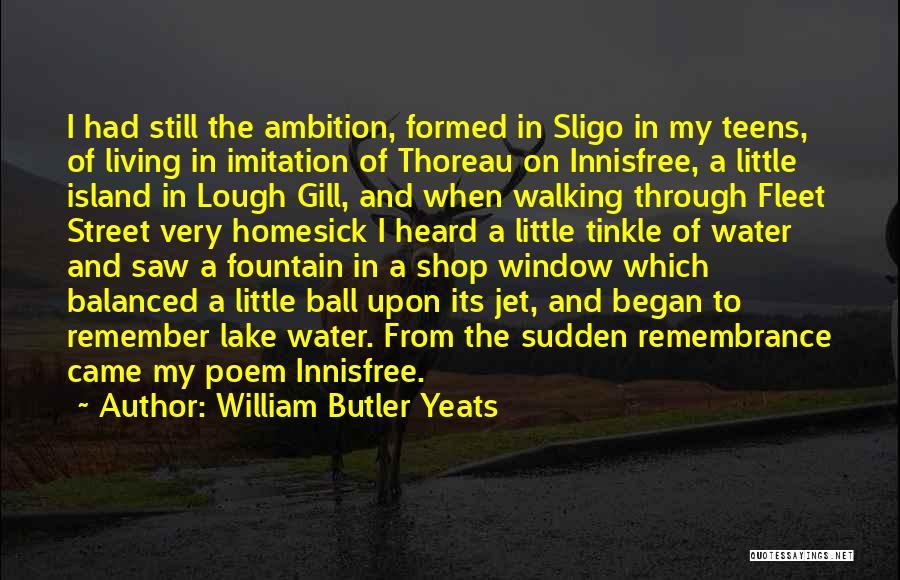 Fleet Street Quotes By William Butler Yeats