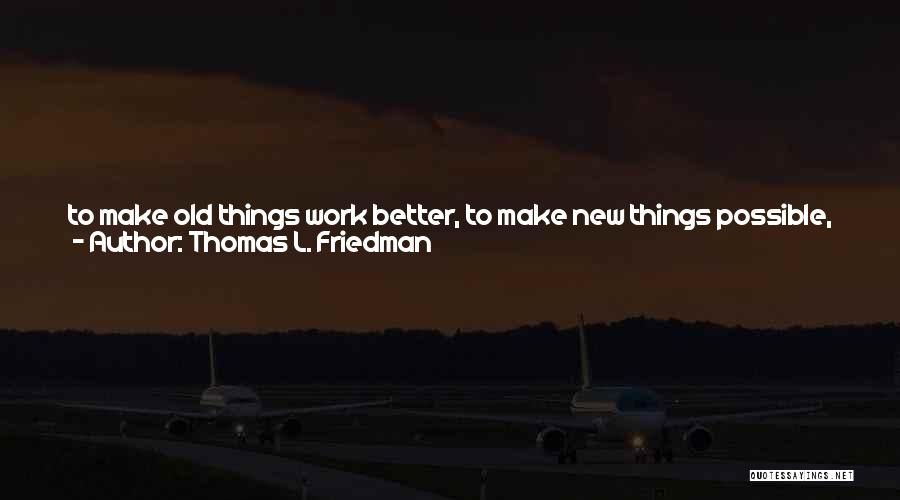 Fleet Taxi Quotes By Thomas L. Friedman