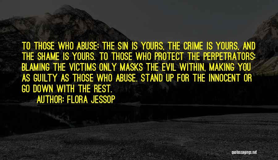 Flora Jessop Quotes 169317