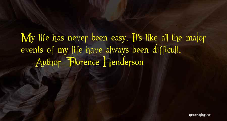 Florence Henderson Quotes 1166620