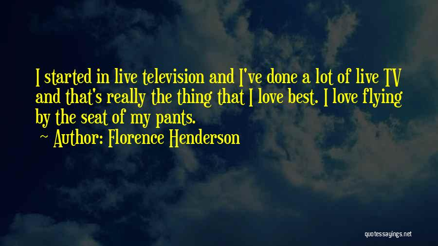 Florence Henderson Quotes 126238