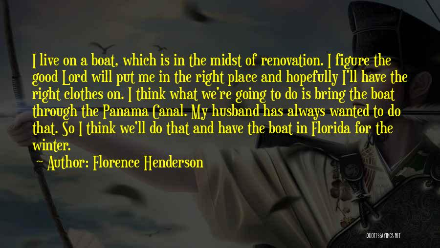 Florence Henderson Quotes 1405440