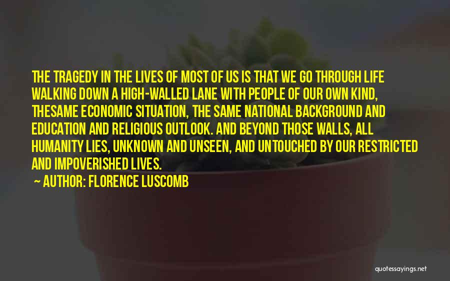 Florence Luscomb Quotes 567672