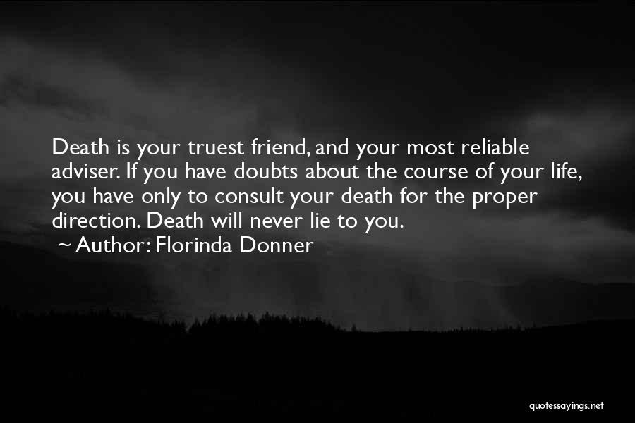 Florinda Donner Quotes 527789