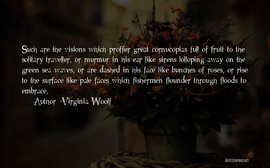 Flounder Quotes By Virginia Woolf
