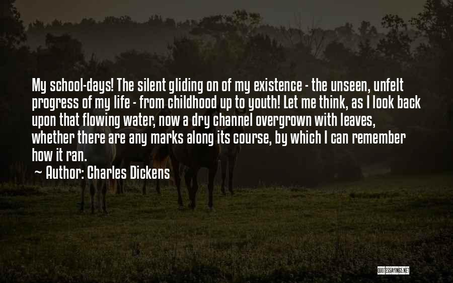 Flowing With Life Quotes By Charles Dickens