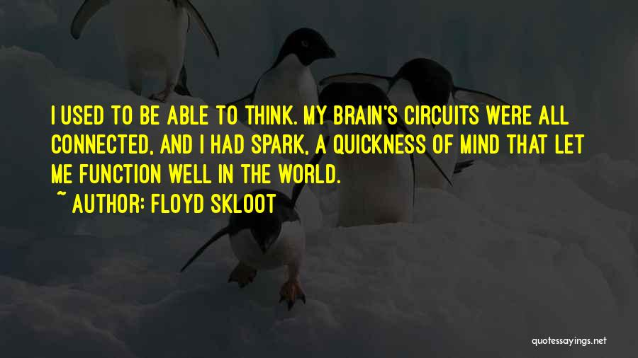 Floyd Skloot Quotes 2256532
