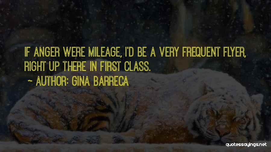 Flyer Quotes By Gina Barreca