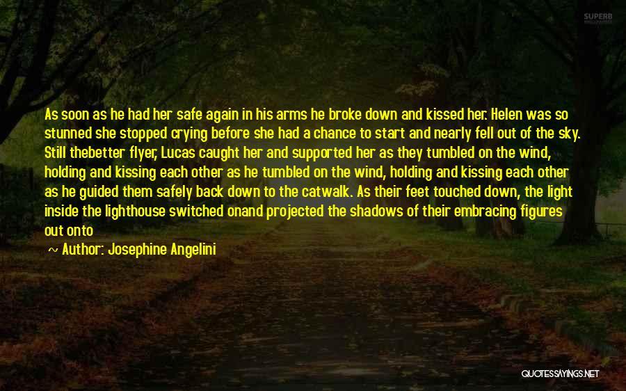 Flyer Quotes By Josephine Angelini