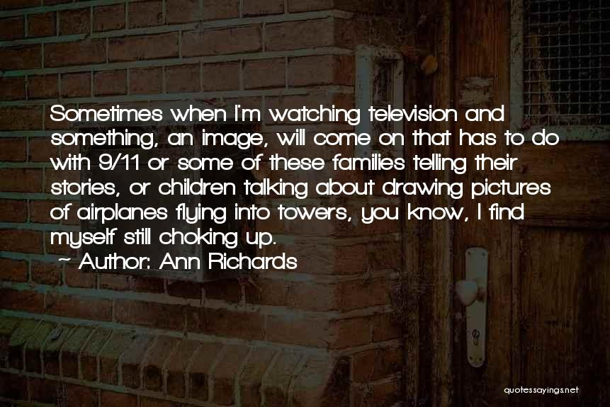 Flying Airplane Quotes By Ann Richards