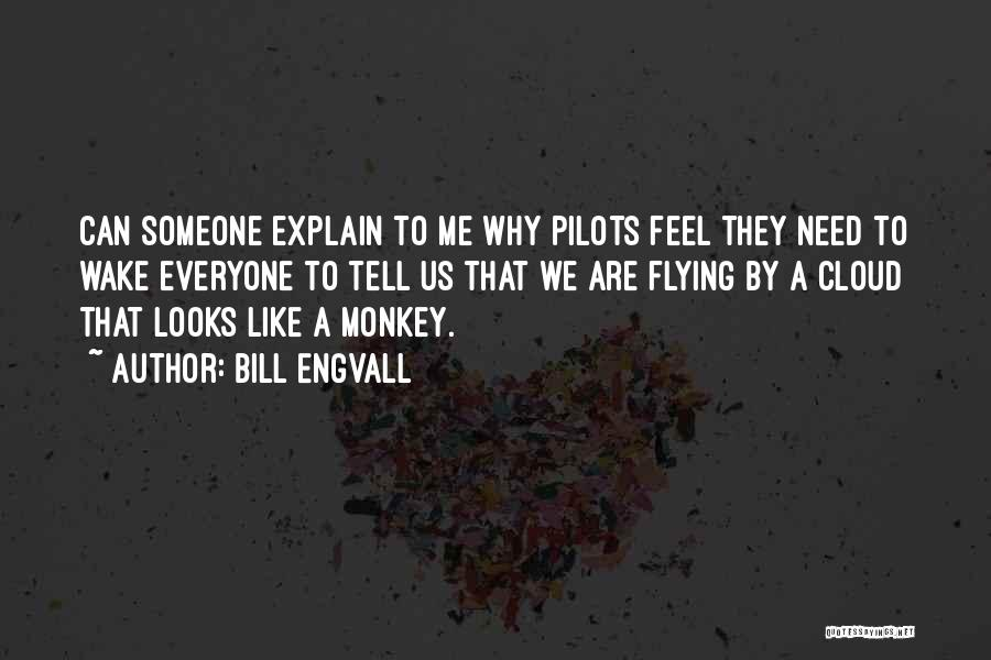 Flying Monkey Quotes By Bill Engvall