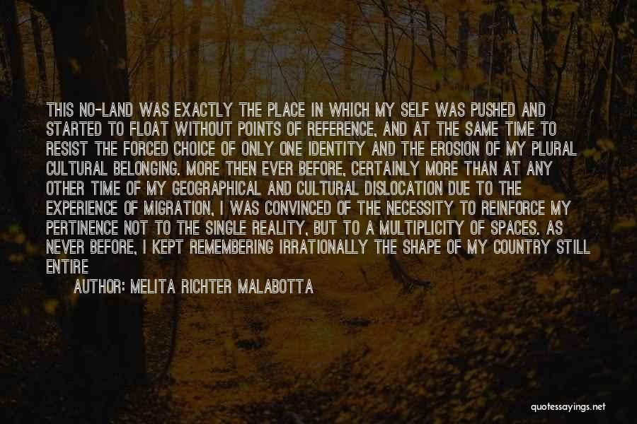 Flying Together Quotes By Melita Richter Malabotta