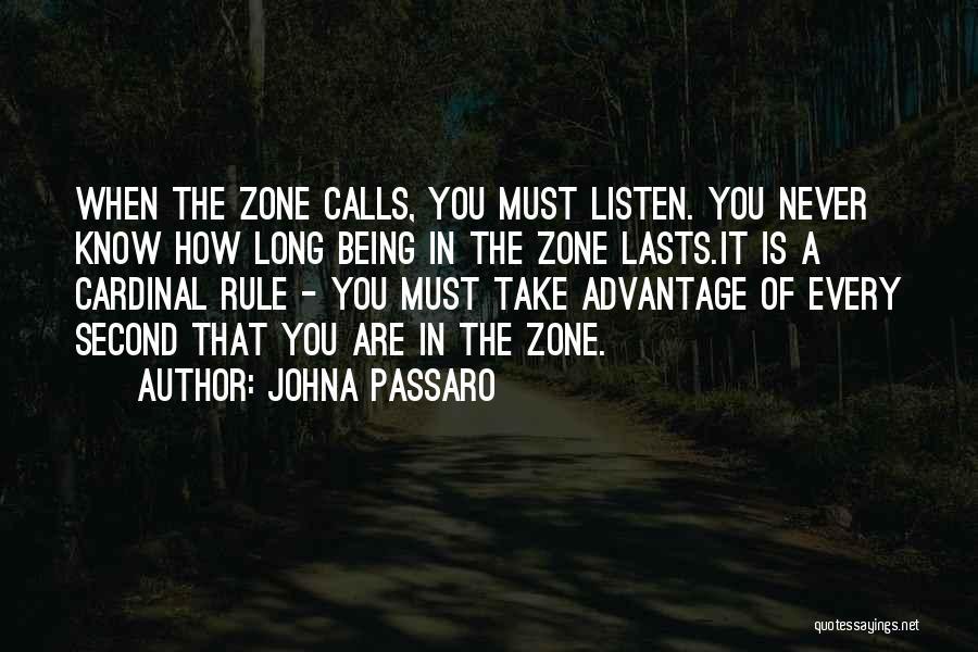 Focus Quotes By JohnA Passaro