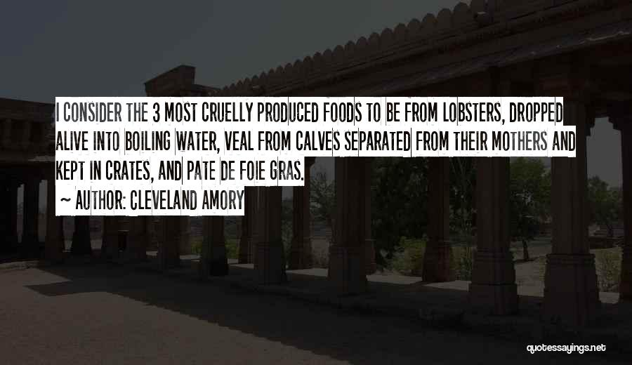 Foie Gras Quotes By Cleveland Amory