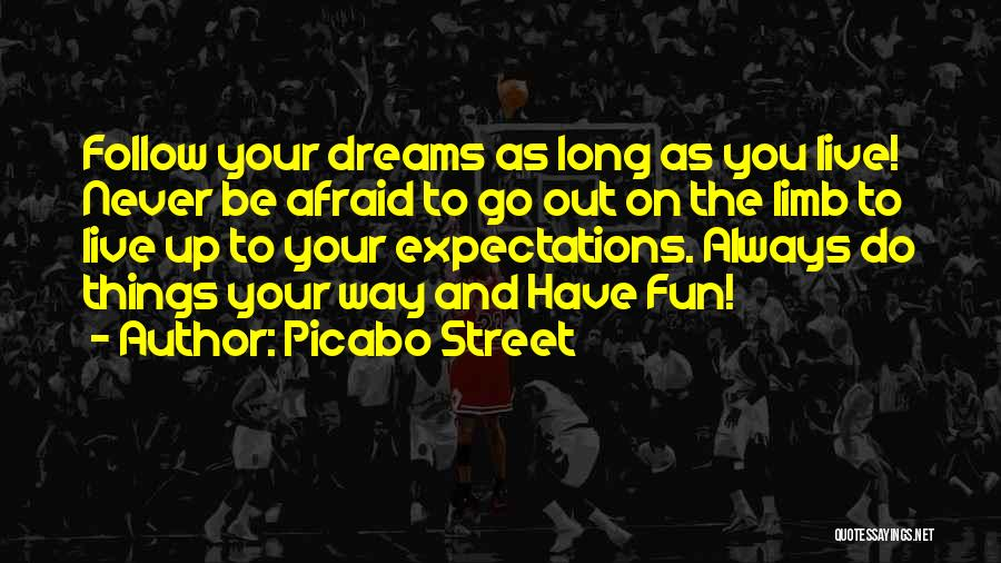 Follow The Dream Quotes By Picabo Street