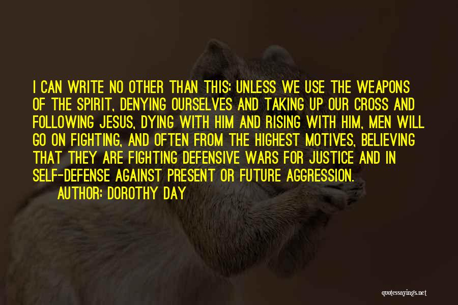 Following Up Quotes By Dorothy Day