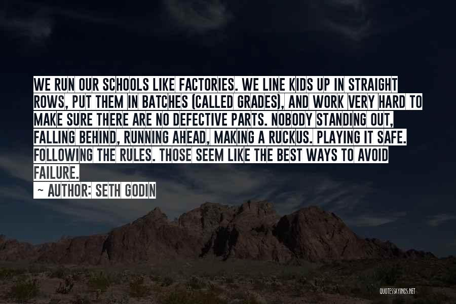 Following Up Quotes By Seth Godin