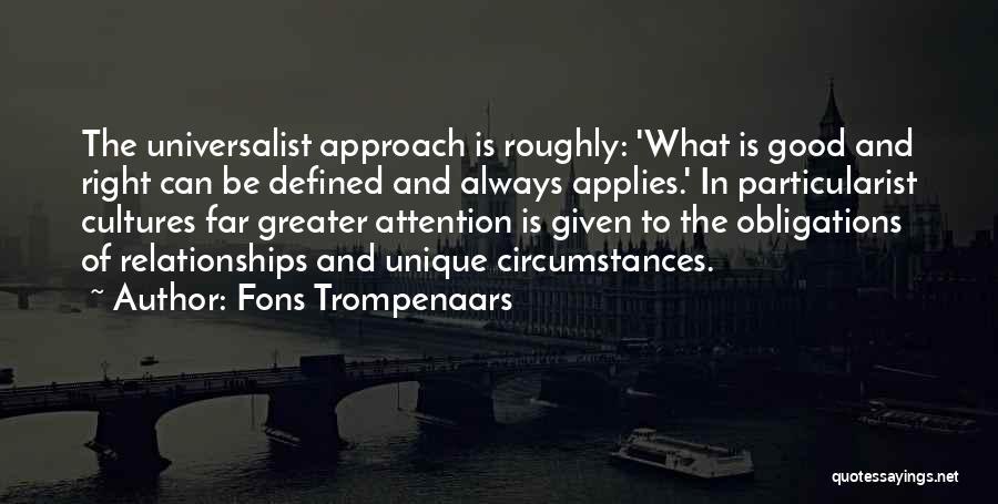 Fons Trompenaars Quotes 1704867