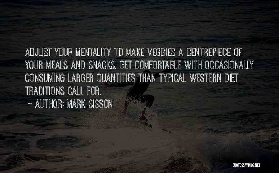 Food And Meals Quotes By Mark Sisson